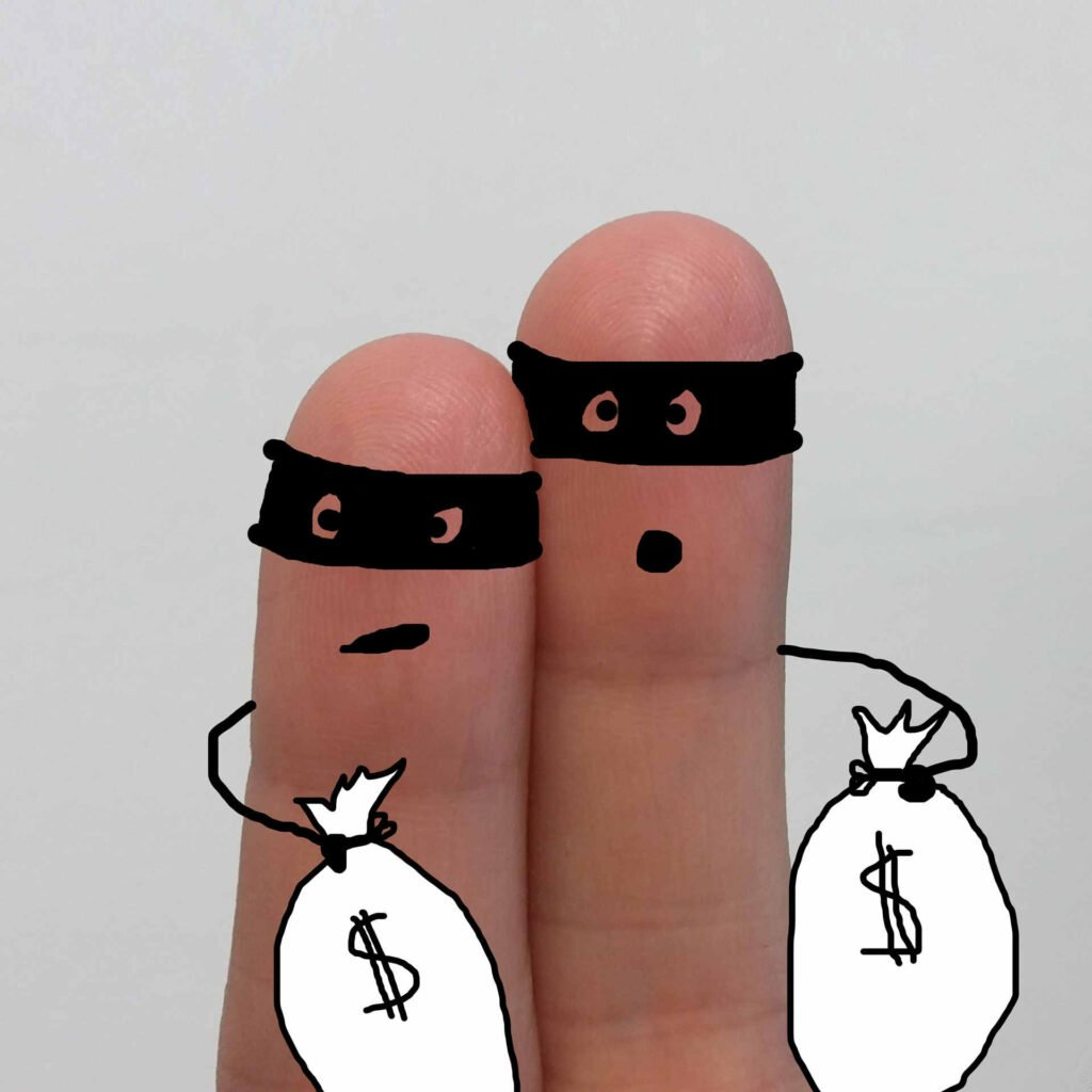 Mark Beneke and Rachael Beneke Money